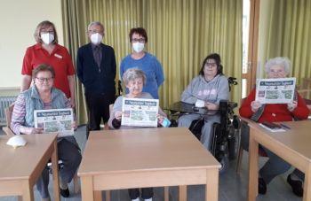 Zeitungspatenschaften für Martin-Schalling-Haus