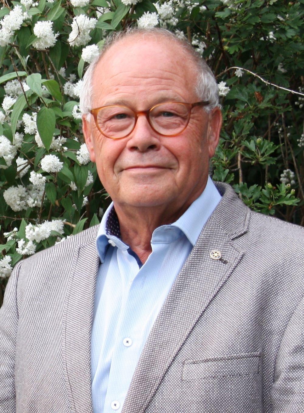 Helmut Rauscher, 1. Vorsitzender