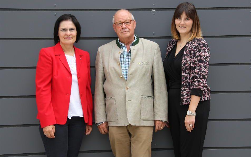 Vera Finn, Helmut Rauscher, Sophie Stepper