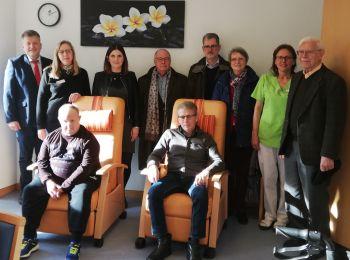Neue Möbel für Caritas Tagespflege