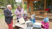 Holzhaus für Waldkindergarten Dietfurt