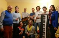 "Kirchenband ""Sunrise"" spendet 600 €"