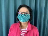 Maskenpflicht – Bürgerstiftung näht weiter