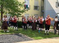 Blaskapelle Pölling im Seniorenheim Tiroler Hof