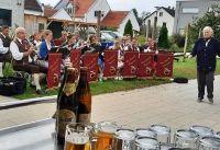 Blaskapelle Berngau erfreut Senioren in Freystadt